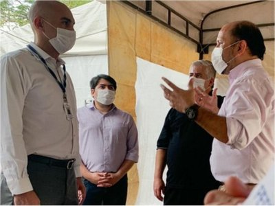 Covid-19 llega a 69 paraguayos y 1 paciente ya regresó a su hogar