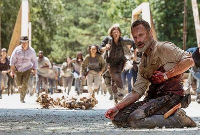 The Walking Dead pospone su final a causa de la pandemia