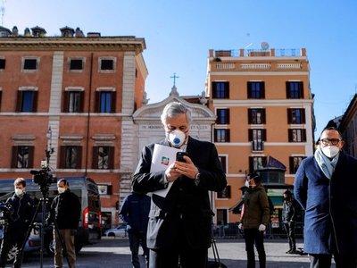 Italia extenderá las medidas de confinamiento hasta 13 de abril
