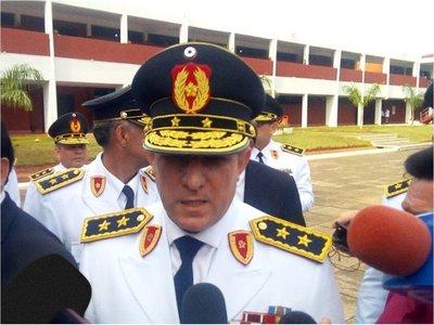 Comandante de la Policía Nacional está recuperado, afirma Acevedo