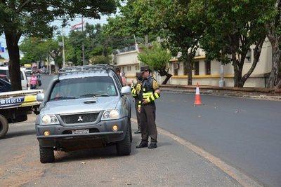 Restricciones en el tránsito: Caminera no multará por registros vencidos