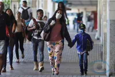 Brasil confirmó 42 nuevas muertes por coronavirus y el total asciende a 201 víctimas