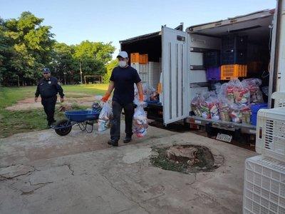 MEC prevé adelantar kits de alimentos antes de Semana Santa