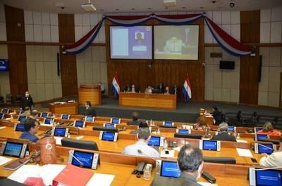 Senadores mandaron a comisión declaraciones que planteaban acuerdos con Cuba y China