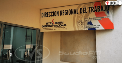 En Itapúa: Más de 1500 desempleados serán asistidos por el Ministerio de Trabajo