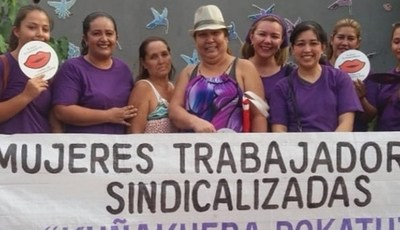 Trabajadoras sexuales esperan solidaridad durante la cuarentena
