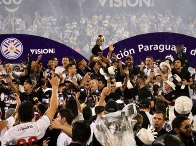 Los campeones del fútbol paraguayo