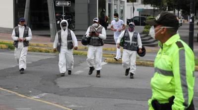 Coronavirus en Ecuador: Alistan a militares para retirar a fallecidos en sus casas