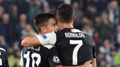 """HOY / Dybala le dijo a Cristiano Ronaldo que en Argentina lo odian """"un poco"""""""