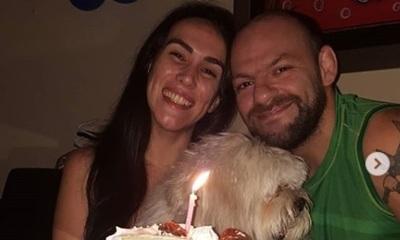 En aislamiento social, Silvia Flores celebró su cumpleaños