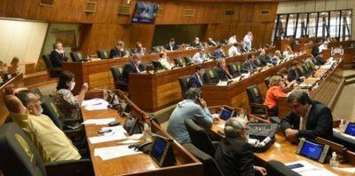 Senado aprueba suspensión de las municipales y extiende mandato de intendentes y concejales por pandemia