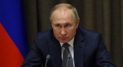 Putin firma ley que estipula 7 años de prisión por violación de cuarentena