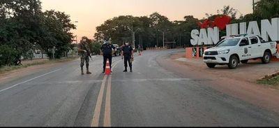Prohibirán ingreso de colectivos y mini buses a San Juan