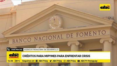 Covid-19: Créditos para mipymes para enfrentar crisis
