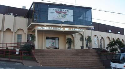 Más de 400 funcionarios de la Municipalidad de Lambaré quedan sin trabajo