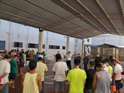 PPL realizan cadena de oración por presencia de coronavirus en Paraguay