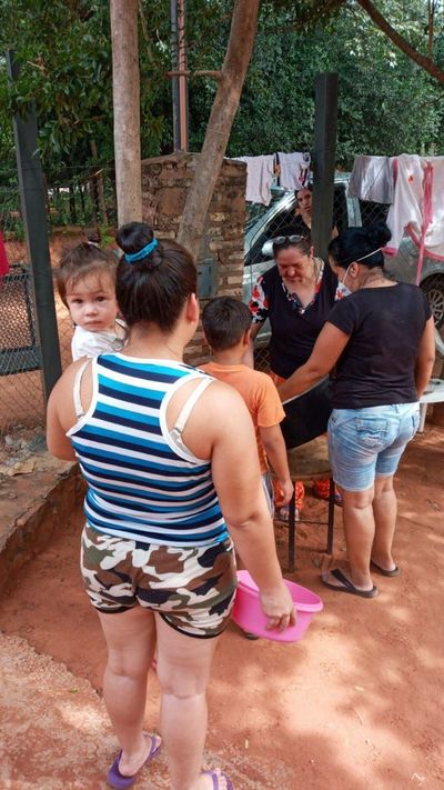 Ollas populares para poner frente a crisis económica por coronavirus