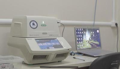 La UNA ya realiza las pruebas del coronavirus
