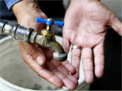 Essap: Siguen los problemas con la provisión de agua en plena pandemia