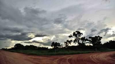 Se espera un jueves con lluvias, tormentas eléctricas y descenso de temperatura