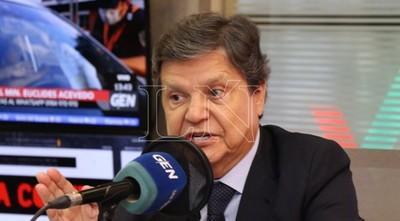 """Euclides Acevedo anuncia incautación de vehículos de """"personas insensatas"""""""