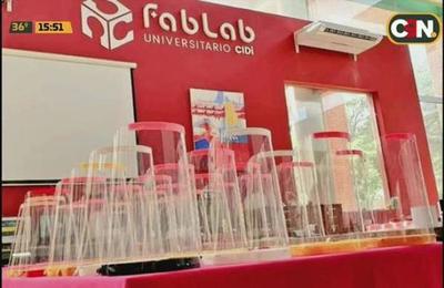 Coronavirus en Paraguay: Fabrican mascarillas para médicos