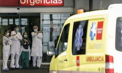 España supera las 10.000 víctimas fatales por coronavirus