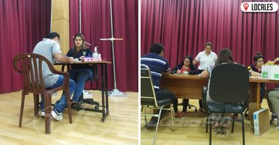 Hoy inició el pago a los funcionarios de blanco en la Gobernación de Itapúa