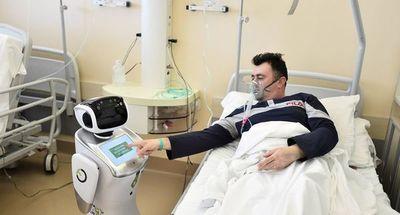 Italia da un salto tecnológico en la atención de pacientes con coronavirus.