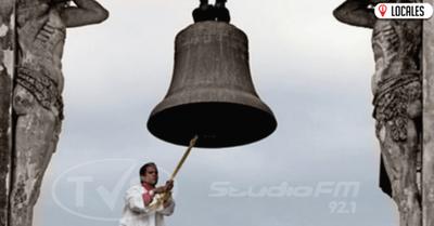 Todas las campanas de las iglesias del Paraguay sonarán mañana por las víctimas del coronavirus