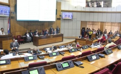 Senadores abandonaron sesión para evitar recortes de privilegios
