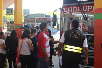 Unas noventa y dos empresas de transportes afectadas por prohibición de circular en Semana Santa