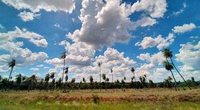 Meteorología anuncia lluvias y descenso de temperatura