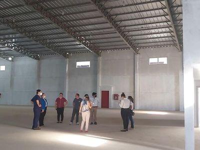 Zona Franca Global ofrece instalación a Salud Pública