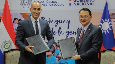 Taiwán dona USD 3.2 millones para la lucha contra el Coronavirus
