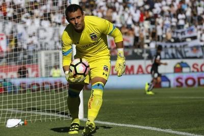 Justo Villar rememora su paso por Colo Colo