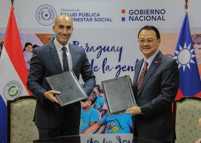 Taiwán aporta USD 3.2 millones para la lucha contra el COVID-19