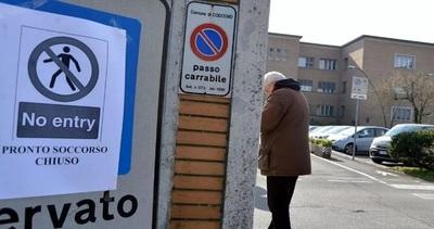 Cifra de muertos Italia por coronavirus vuelve a subir, pero número de casos nuevos se mantiene estable