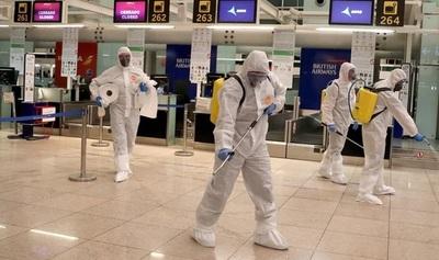 Fallecidos por coronavirus en España superan los 10.000, tras otro récord diario de muertes