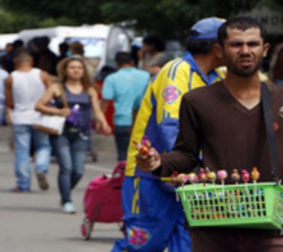 Vendedores ambulantes piden urgente intervención del Gobierno
