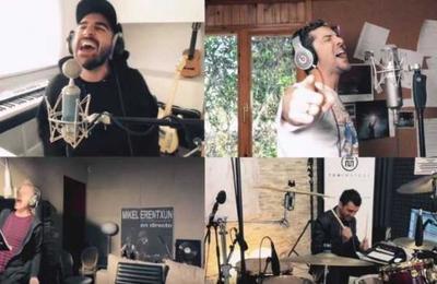 Artistas graban nueva versión de 'Resistiré',convirtiéndolo en el himno de la cuarentena