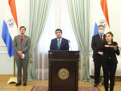 Ninguna actitud individual se va a anteponer por encima del trabajo de la Reforma del Estado, dice vicepresidente