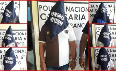 Docena de detenidos por incumplir con cuarentena en Pdte. Franco