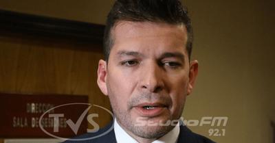 Godoy: Ahorro de gastos ayudará a no topear préstamo de emergencia