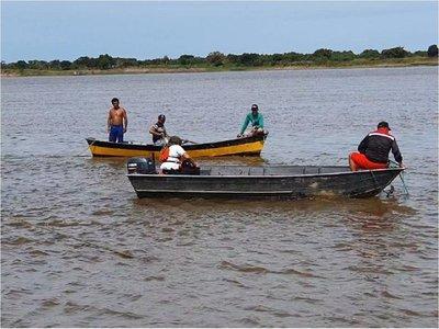 Adolescente muere ahogado en el río Paraguay