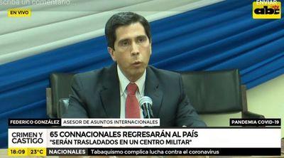 """De Brasil y Uruguay: 112 compatriotas logran """"permiso humanitario"""" para ingresar al país"""