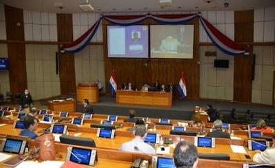 HOY / Caso positivo de coronavirus en el Senado y parlamentarios van a cuarentena