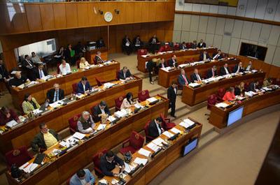 Senado cerrado por Coronavirus, informó Blas Llano