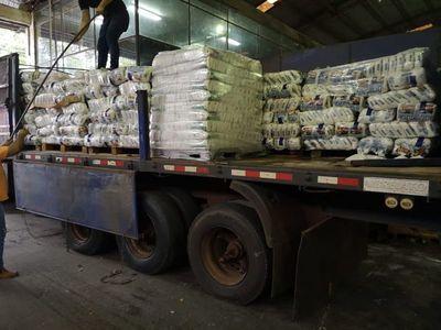 Aduana incautó carga de contrabando