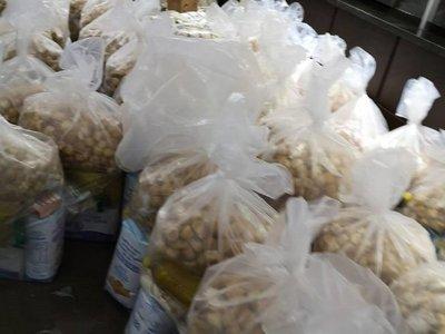 Covid-19: SEN entrega 38.049 kilos de alimentos a 1.902 familias en Fuerte Olimpo